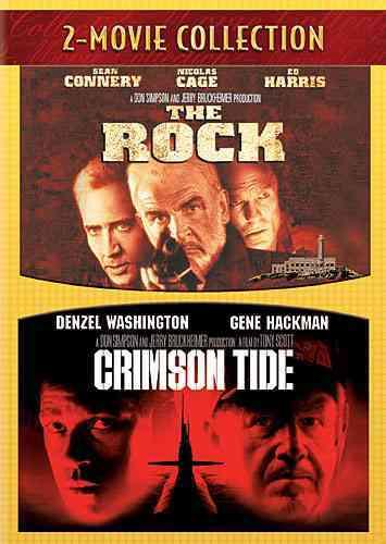 ROCK/CRIMSON TIDE (DVD)