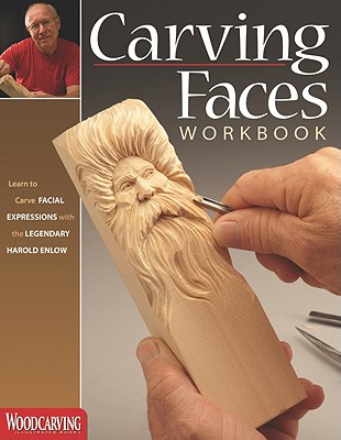 Carving Faces Workbook By Enlow, Harold L.
